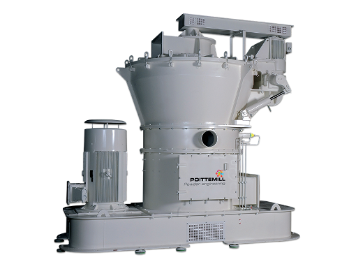 PAS Mill with integrated Classifier