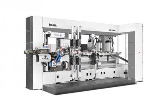 Machine d'assemblage automatique - BIMERIC BM