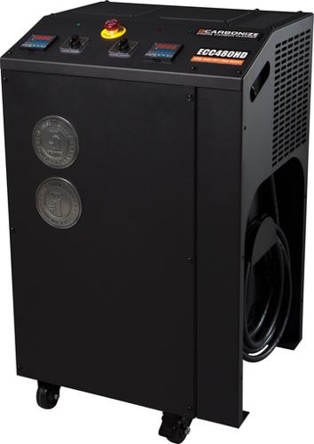 Machine de Décalaminage ECC 480HD 1600 Litres Double Sortie