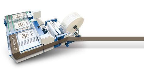 System-R Sackerzeugungsmaschine