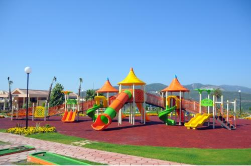 playground equipment for handicapped children