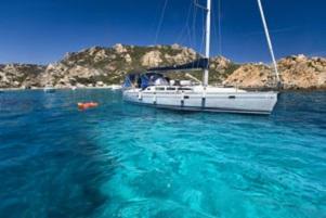 Yachtcharter Italien Achterspring