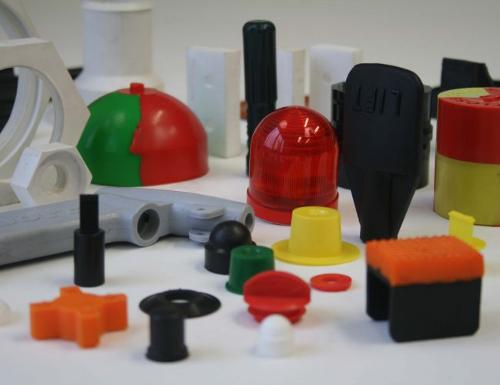 Custom plastic moulded parts