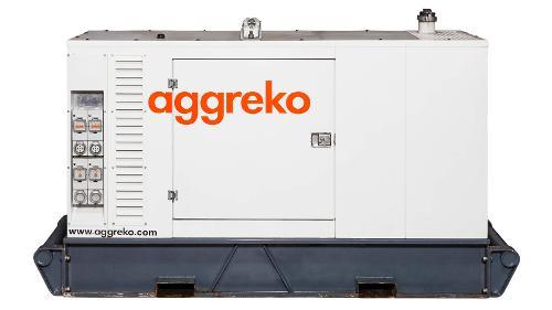 60 Kva Dieselgenerator