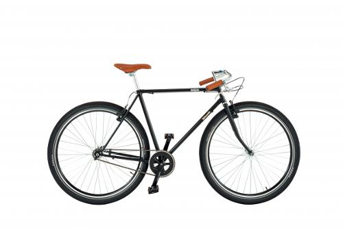 Via Veneto 699M -cuadro de acero, ruedas 700C, frenos Caliper de aluminio