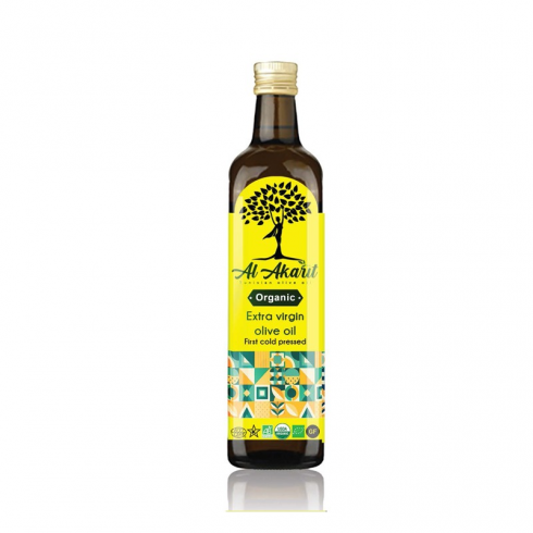 Huile D'olive Biologique Extra Vierge 500ml
