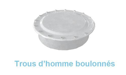 Trous D'homme Boulonnes