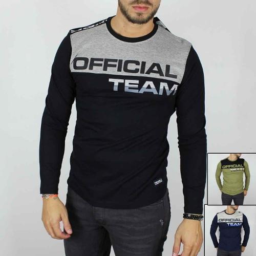 Dostawca Koszulka z długimi rękawami RG512