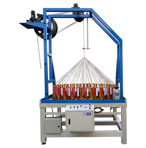 96 spindle PET tube braiding machine