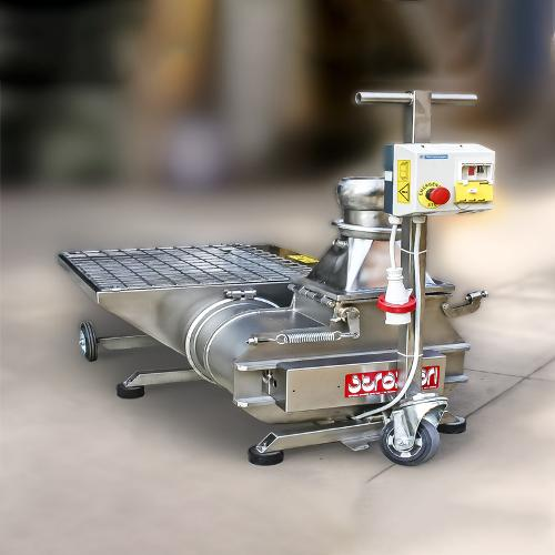 Pompe a rotore ellittico