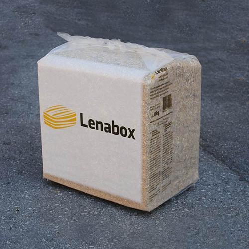 Lenabox straw 8 kg