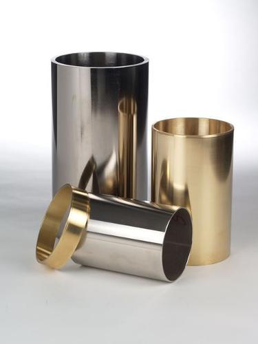Kontaktrohr - Nickelrohr - Glührohr  Nickel 2.4068  200 HB