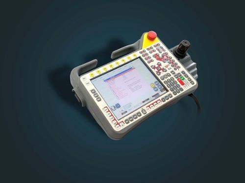Robot Control RCE + K6