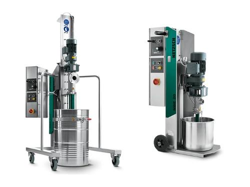 Barrel Emptying System with NEMO® BY Pump