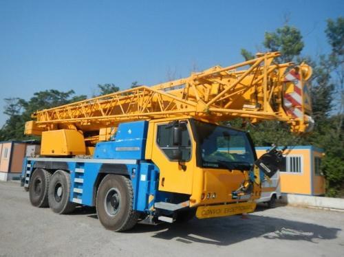 L001-1 Mobile Crane