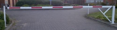 Barrière manuelle pivotante BMP Barrières manuelles