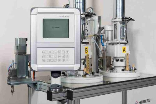 Mixing and Metering Systems Compact