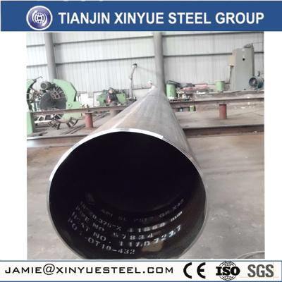 EN10219 LARGE DIAMETER ERW WELDED STEEL PIPE