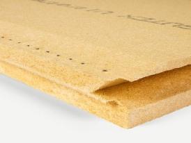 Panneaux de sous-toiture pare-pluie valeur d'isolation élevée Gutex