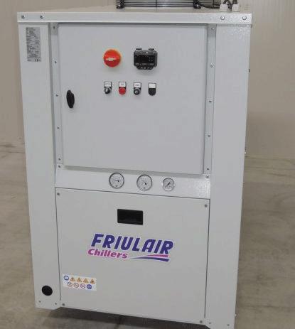 QBE – refrigeratori condensati ad aria da 2 kw a 25 kw
