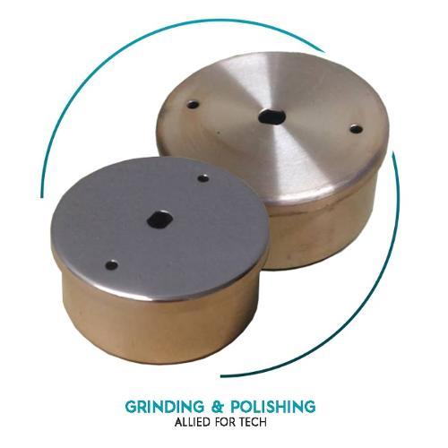 Grinding and polishing