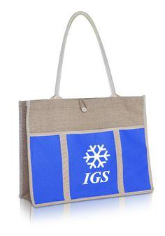 Supplier & manufacturer of Jute Tote bags