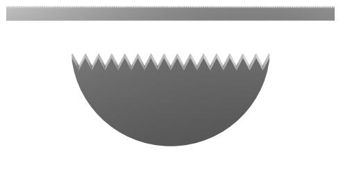 CARDBOARD CUTTING OF PLASTERBOARD