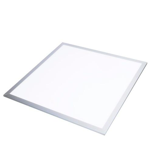 LED Panel 62x62cm silberner Rahmen 45W 3600Lm...