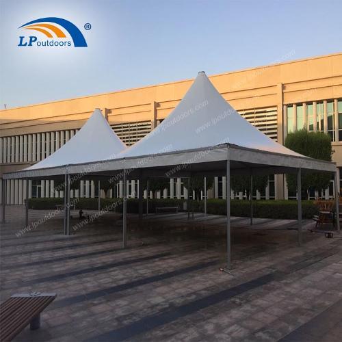 Tienda de pagoda de lujo al aire libre de 10x10m