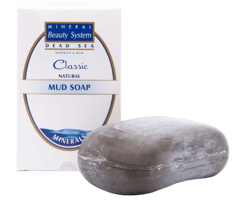 Dead Sea Natural Mud Soap Bar 125g