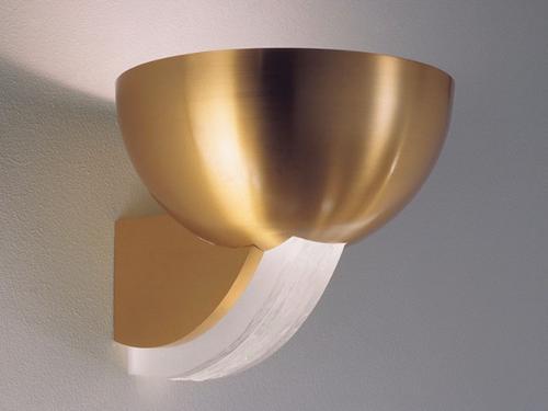 Настенный светильник из ар-деко