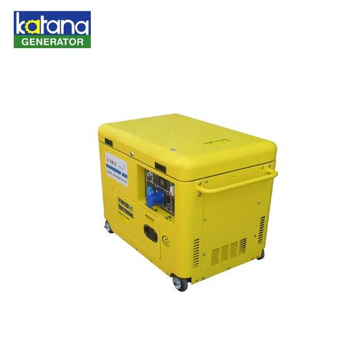 7,5 kVA Portable Generator