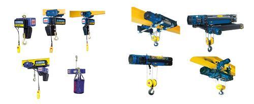 Configurez votre palan électrique et recevez votre devis de AMIO Levage
