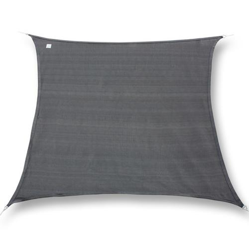 hanSe® Marken Sonnensegel 100% Polyester Quadrat 2x2 m...