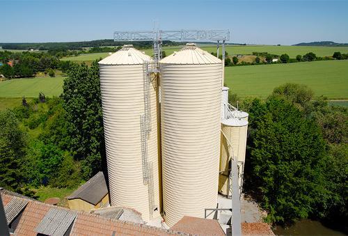 Agricultural Grain Storage