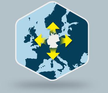 Moderne Industrievertretung für deutsche Unternehmen