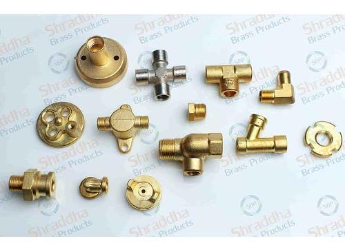 Brass Gas Parts