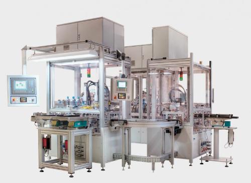 Montageanlagen, Montagesysteme und Montageautomation