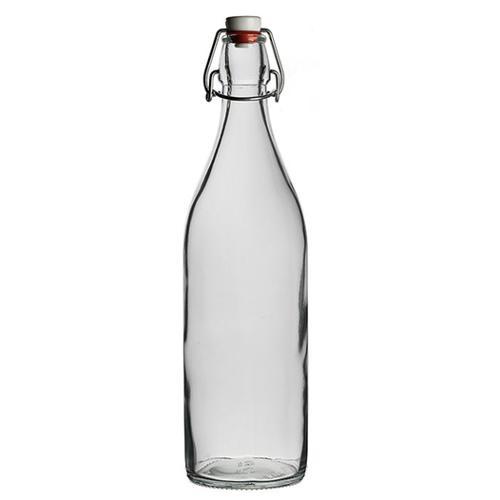 Klassische Bügelflasche