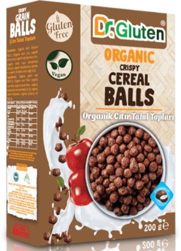 Dr. Gluten Organik Çıtır Tahıl Topları (Glutensiz)