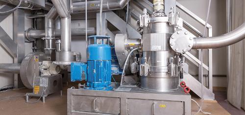 Micronization / grinding Fine Mill