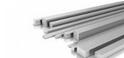 Barres Rectangulaires (meplats) Aluminium 5083 Série 5000 Aludis
