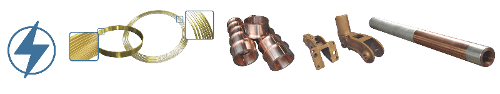 Slip ring, circuit breakers ring, electrical connection,...