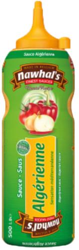 Sauce Nawhal's Algérienne