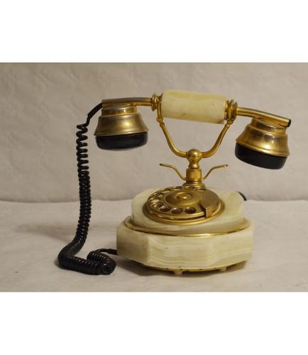 Teléfono De Piedra Natural