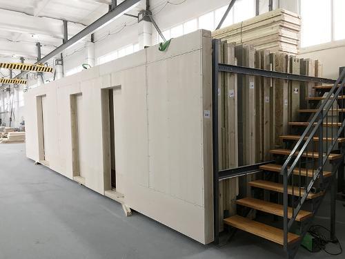 Производство каркасно-панельных домов в Беларуси
