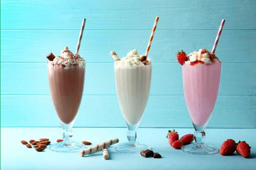 Milkshake Syrups
