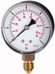 Standard pressure gauge pressure line G 1/8, 0 - 16...