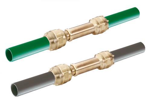 BEULCO Reparaturkupplung für PP/PVC