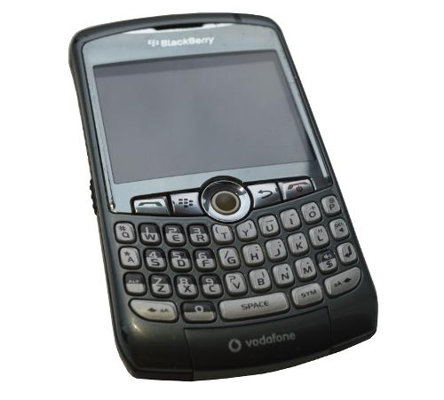 BlackBerry mobile phones FOR RENT